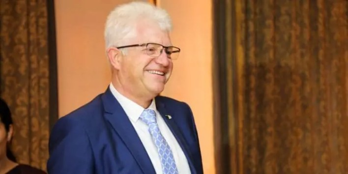 DA premier Alan Winde
