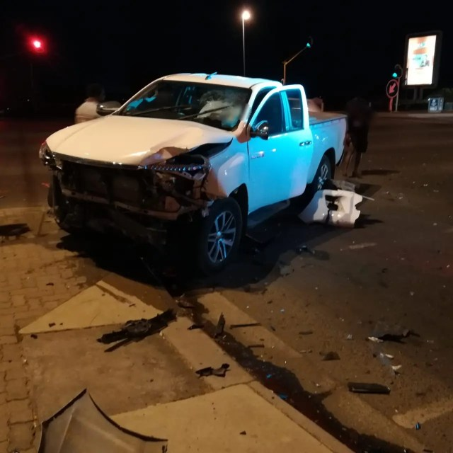 Fourways crash