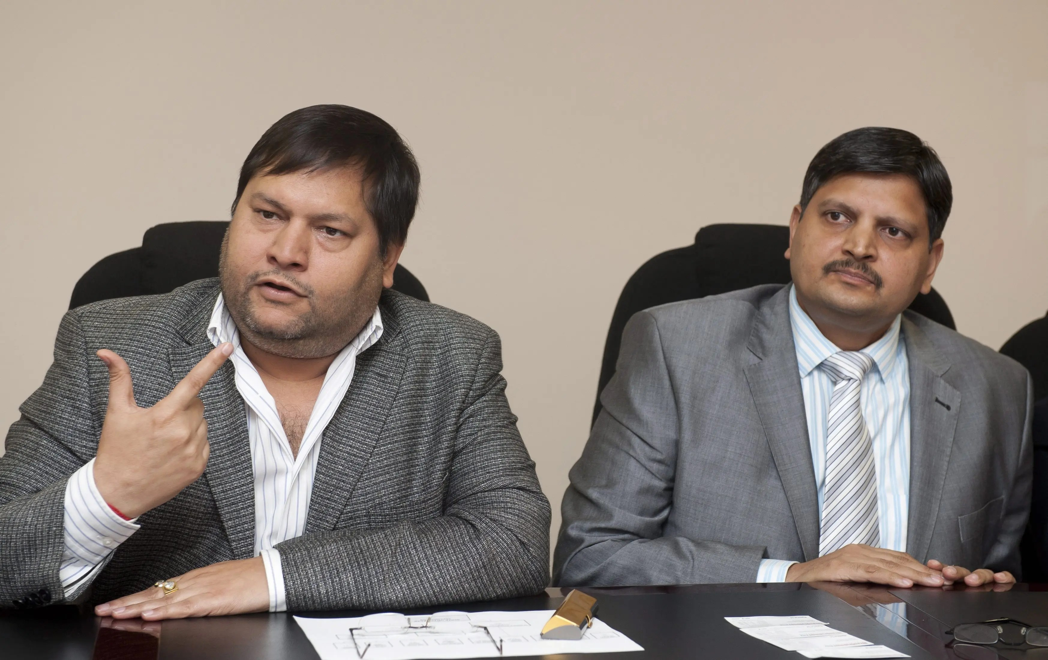 Gupta brothers, Ajay and Atul