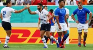 Italy 47 - 22 Namibia
