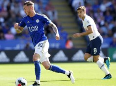 Leicester City 2 - 1 Tottenham
