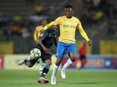 Mamelodi Sundowns 2 - 1 Maritzburg United