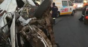 Midrand crash