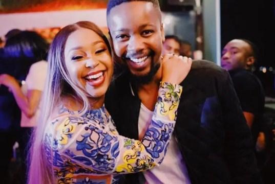 Minnie Dlamini's brother