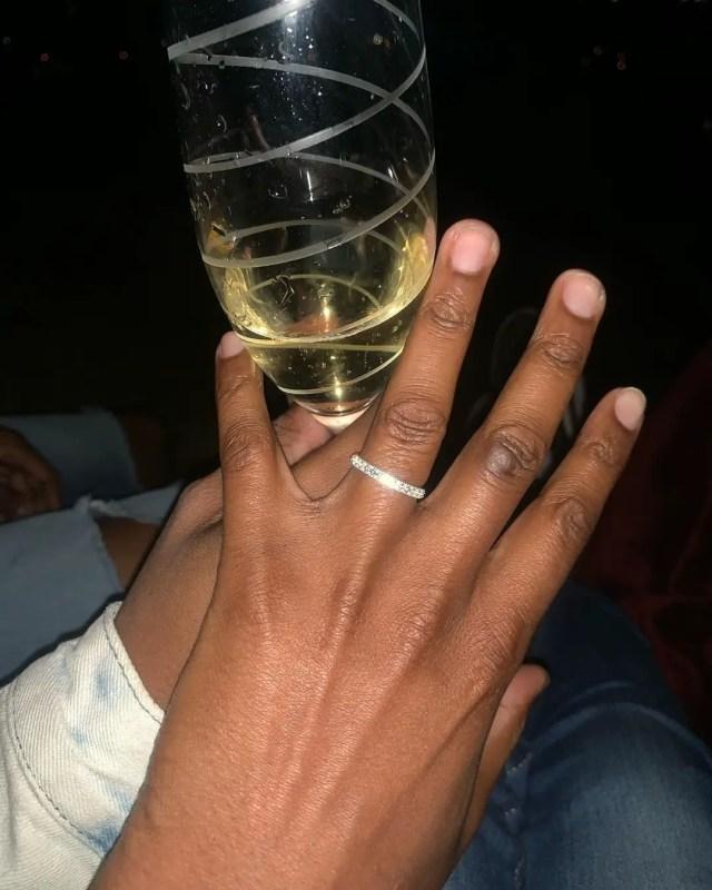 Moshe Ndiki Engagement Ring Ring