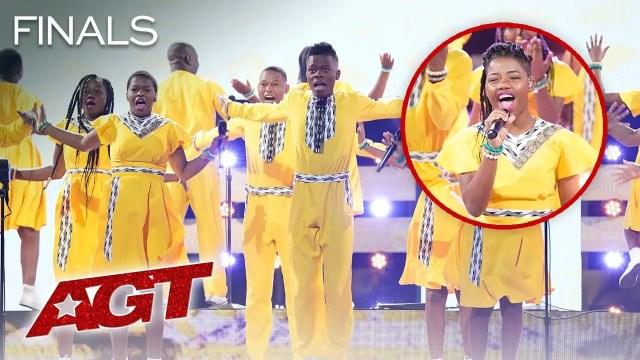 Ndlovu Youth Choir