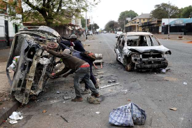 Nigerians to evacuation from SA
