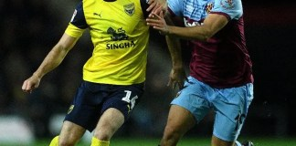 Oxford United 4 - 0 West Ham