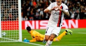 Paris St-Germain 3 – 0 Real Madrid