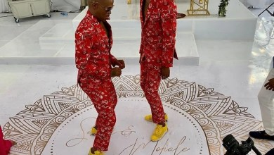 Photo of Somizi and Mohale named Most Stylish Couple at SA Style Awards 2019
