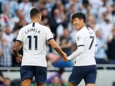 Tottenham 4 -0 Crystal Palace