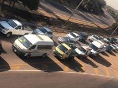 Tshwane taxi drivers