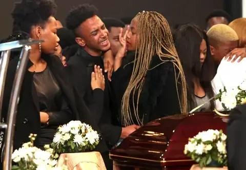 Uyinene Funeral