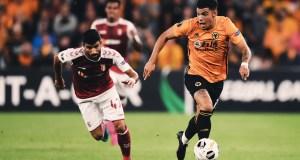 Wolves 0 - 1 Sporting Braga