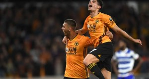 Wolves 4 - 2 Reading