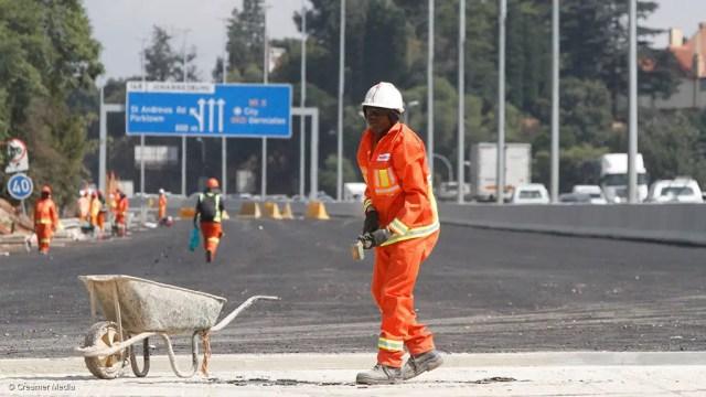 construction job losses