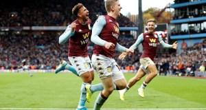 Aston Villa 2 - 1 Brighton
