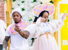 Bontle Modiselle & Priddy Ugly baby shower