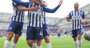 Brighton & Hove Albion 3 - 0 Tottenham Hotspur