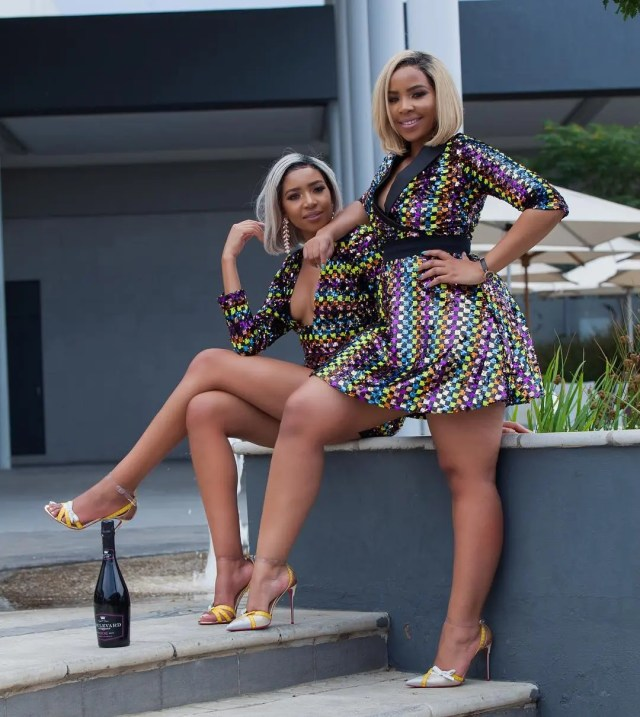Brown Mbombo and Blue Mbombo