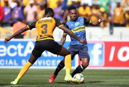 Cape Town City 1-1 Kaizer Chiefs
