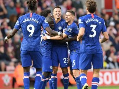 Chelsea 4 - 1 Southampton
