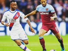 Crystal Palace 2 - 1 West Ham United