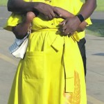 Dawn Thandeka King and Mlungisi Ndebele