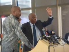 Herman Mashaba resigns