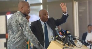 Herman Mashaba resigns
