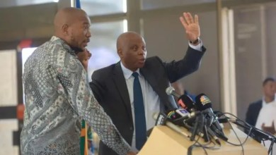 Photo of Herman Mashaba and Mmusi Maimane to focus on separate political initiatives