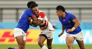 Japan 38 - 19 Samoa