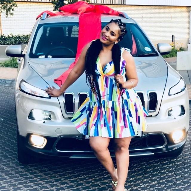 Keke Mphuthi