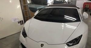 Lamborghini Huracan Spyder,