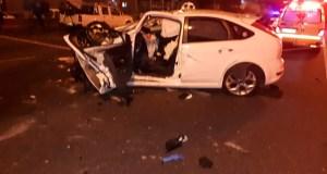 M4 Jacobs crash