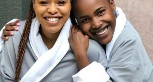 Natasha Thahane and Nozuko Ncayiyane