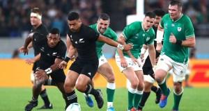 New Zealand 46 -14 Ireland
