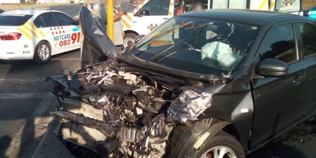 Randburg crash