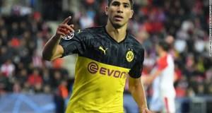 Slavia Prague 0 - 2 Borussia Dortmund