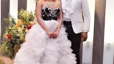 Tebogo Lerole and Khanyi Mbau