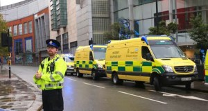 five people wounded