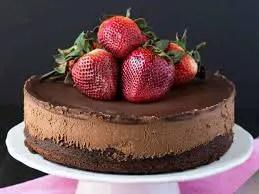Photo of Easy Chocolate mousse cake – RECIPE