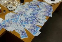 Photo of Police nab seven suspects after scam delivers safe with fake cash