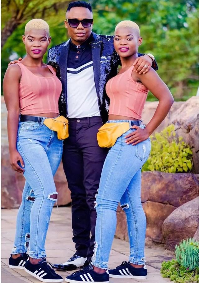DJ Tira & The Qwabe Twins