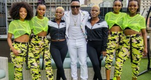 DJ Tira & The Qwabe Twins