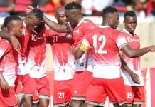 Egypt 1-1 Kenya