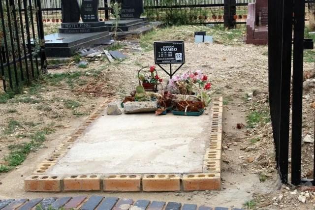 HHP grave