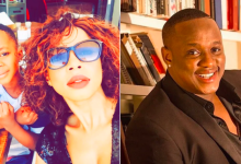 Photo of Jub Jub & Kelly Khumalo's son knows the Uncles who killed Senzo Meyiwa – Kelly Khumalo confesses