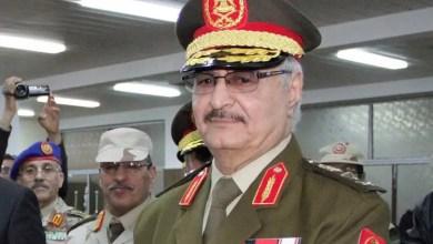 Photo of US court issues arrest warrant for Libyan war lord Khalifa Haftar