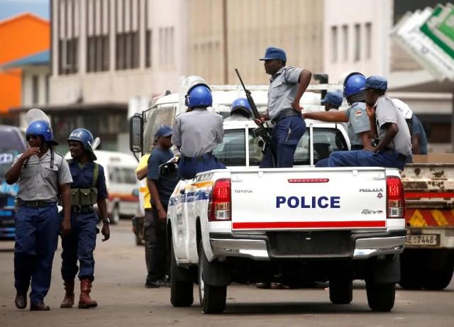 Zim Police